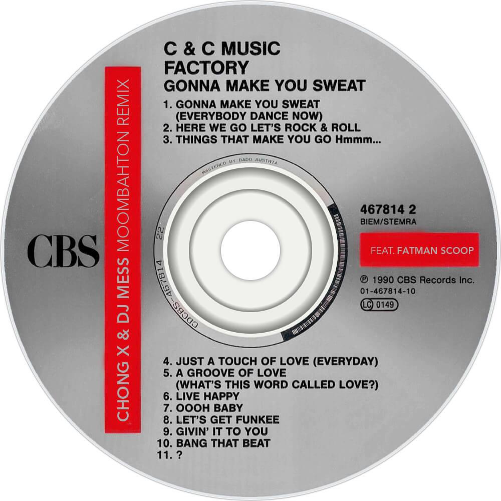 C C Music Factory – Gonna Make You Sweat (Everybody Dance