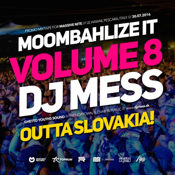 Home - DJ MESS
