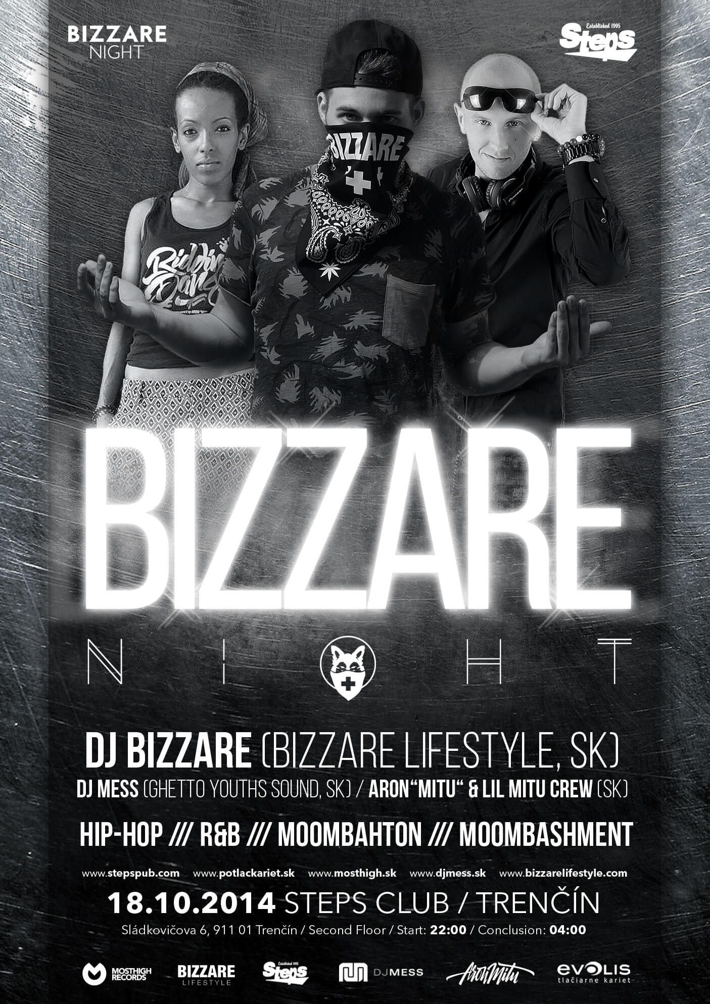 18-10-2014-bizzare-night - DJ MESS